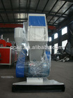 waste plastic pipe crusher