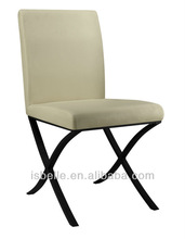 DB-1206 Perfectly design black metal dining chair