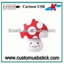 mushroom usb flash memory