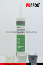 Popular rtv silicone glues for electronic// Neutral compound seal/oem silicone sealant manufacturers