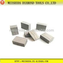 Diamond Concrete Grinding Segment In Asphalt Saw Blade