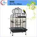Forte papagaio gaiola poleiros grande papagaio gaiolas