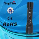 SupFire LED emergency high power led rechargeable flashlight