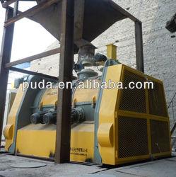horizontal cement mixer