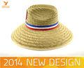 Francés esteras/alfombrillas hierba sombrero