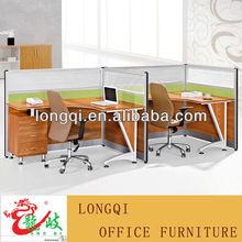 2013 highly recemmend hot sale office furniture modern fashion design home office computer desk workstation/staff worksation P35