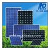 70W high efficiency polycrystalline solar panels TUV, IEC, ROHS, CE, FCC certified