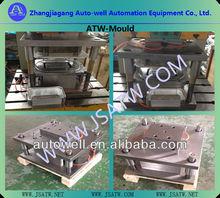 2013 caliente de la venta de papel de aluminio contenedor molde( el certificado del ce)