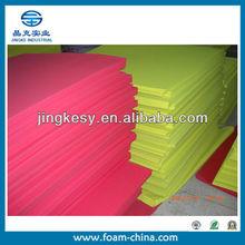 grade A building use Ethylene-vinyl acetate foam sheet