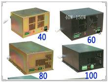 100w 80w 130w 150w gsi200w laser tube co2 laser power supply