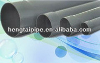 rigid PVC pipe pressure rating