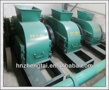 High efficiency Roller Crusher with low investment for clay brick making macine