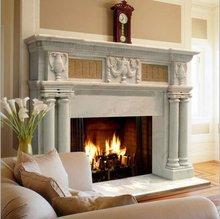 Stone Fireplace 30