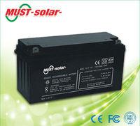 12v 150ah inverter battery for the online ups