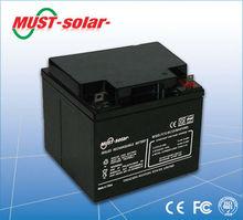 12v 12ah ups battery for pure sine wave inverter