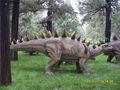 dinosaurier modello per parco a tema