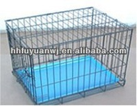 New Suitcase Folding Dog Cage Pet Crate Cat Kennel