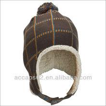 earflap beanie knitting pattern hats