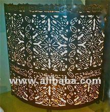 Ornate Standing Lamp