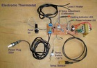 Electronic Thermostat for Poultry Incubators