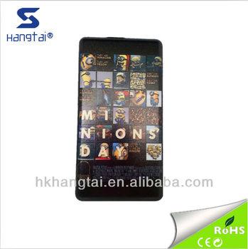 5000 mAh slim pack mobile power pack for DIY minion printing