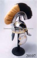 Decorative Roman Knight Centurion Wearable Armor Helmet