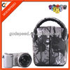 clear brand famous photo bag for smart phone and dslr camera