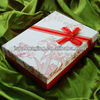 Silver Stamping Specialty Paper Small Packing Box for Sleeve Button