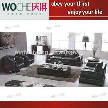 exclusive sofas leather sofa l shape sofa living room furniture(WQ6872)