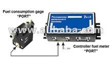 Fuel flow meter PORT-1/base, Digital Fuel Meter