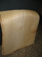 Bent wood (chairs, furniture parts, desks, tables)