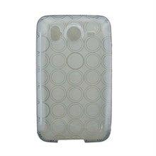Circle Gel Case for Nokia C5 White