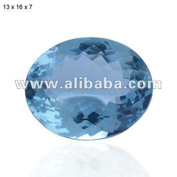 NATURAL AQUAMARINE LOOSE CALIBRATED GEMSTONES, AQUAMARINE CUT STONE, FACETED PRECIOUS AND SEMI-PRECIOUS BLUE COLOR GEMSTONE