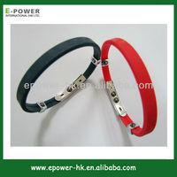 designer heavy metal bracelet