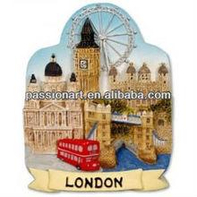Hand Paint Ceramic 3D Souvenir Fridge Magnet