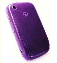 Dot Gel Case for HTC Legend Purple