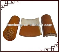 best sale imperial roof tile decorations luoyang China for roof ridge