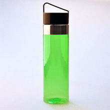 new products glass water bottle wholesale with cap 24oz