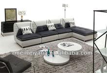 2013 top three modern design sofa set high quality leather sofa,price fabrics in europe pakistan rosewood furniture WQ6898