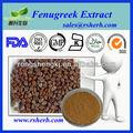 orgánico puro extracto de fenogreco y semillas