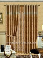 stripe window curtain