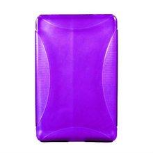 S Style Gel Case for Kindle Fire Purple