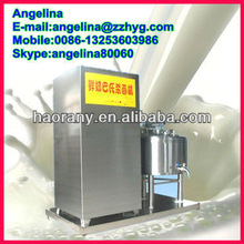 advanced electric heating milk pasteurization equipment