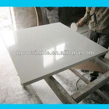Smooth Polish Size 800*800 corian table top