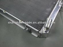 Aluminum auto radiators For TOYOTA AE86 COROLLA 4AGE GTS 1983-1987