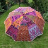 New Beautiful GARDEN INDIAN PARASOLS-UMBRELLA