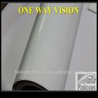 printing PVC window film clear perforated vinyl