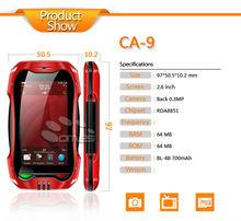 "Newest Model Ca-09 Car Shape Dul Sim FM WIFI 2.6"" touch screen tv cheap GSM smartphone 2013 cheap intelligent cellphone"