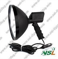 240mm 9inch 55W HID Handheld Spotlight HID Hunting Spot Light HID Torch Light for Camping