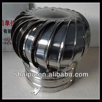 Mushroom exhaust ventilation fan